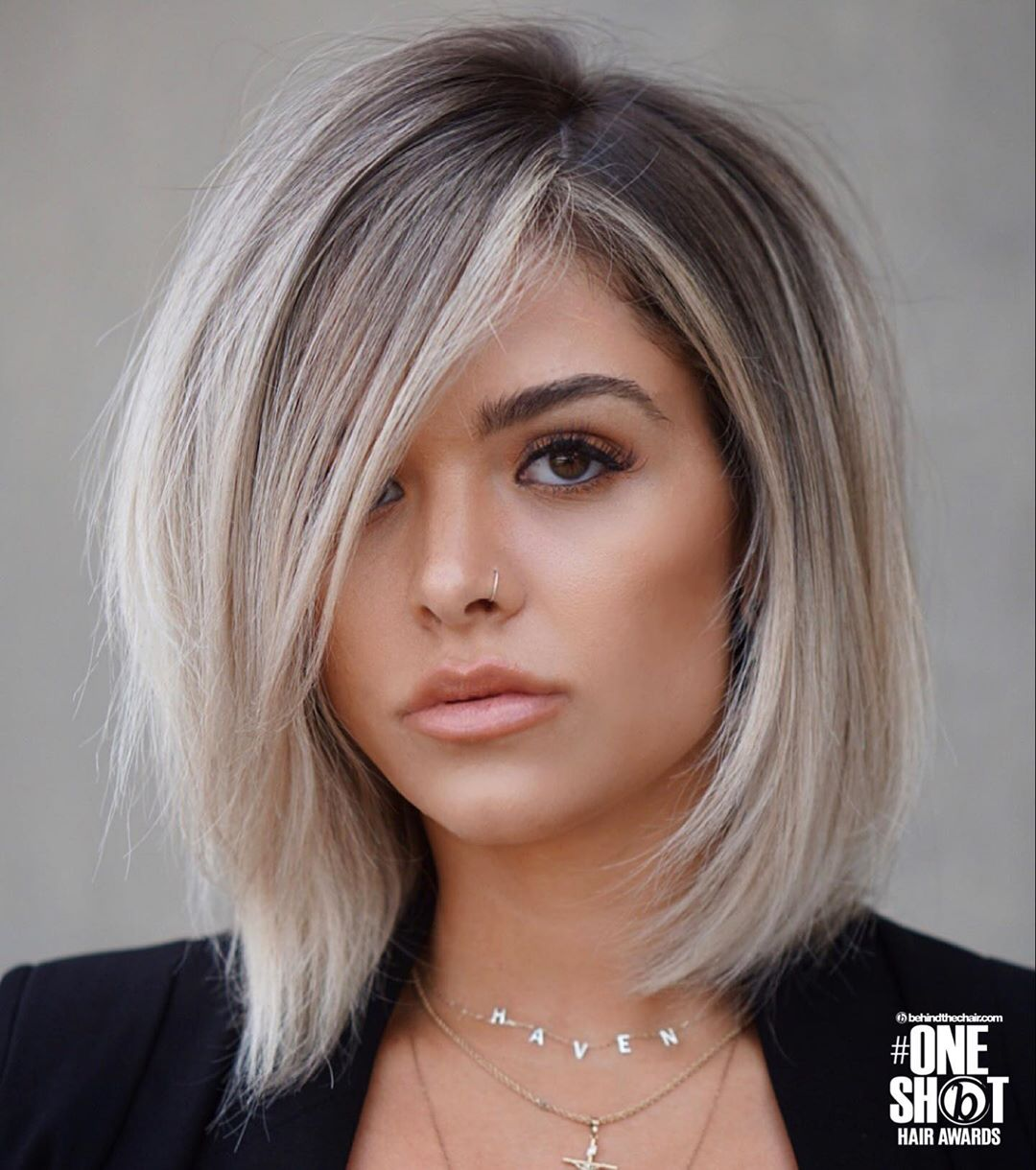 50 Best Medium Length Haircuts For Thick Hair To Try In 2020 Hair Adviser