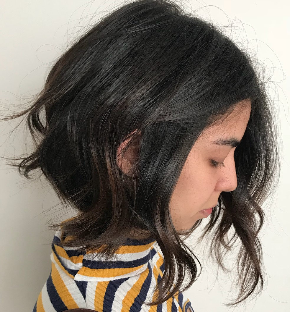 50 Medium Bobs From The Best Hairstylists Hair Adviser