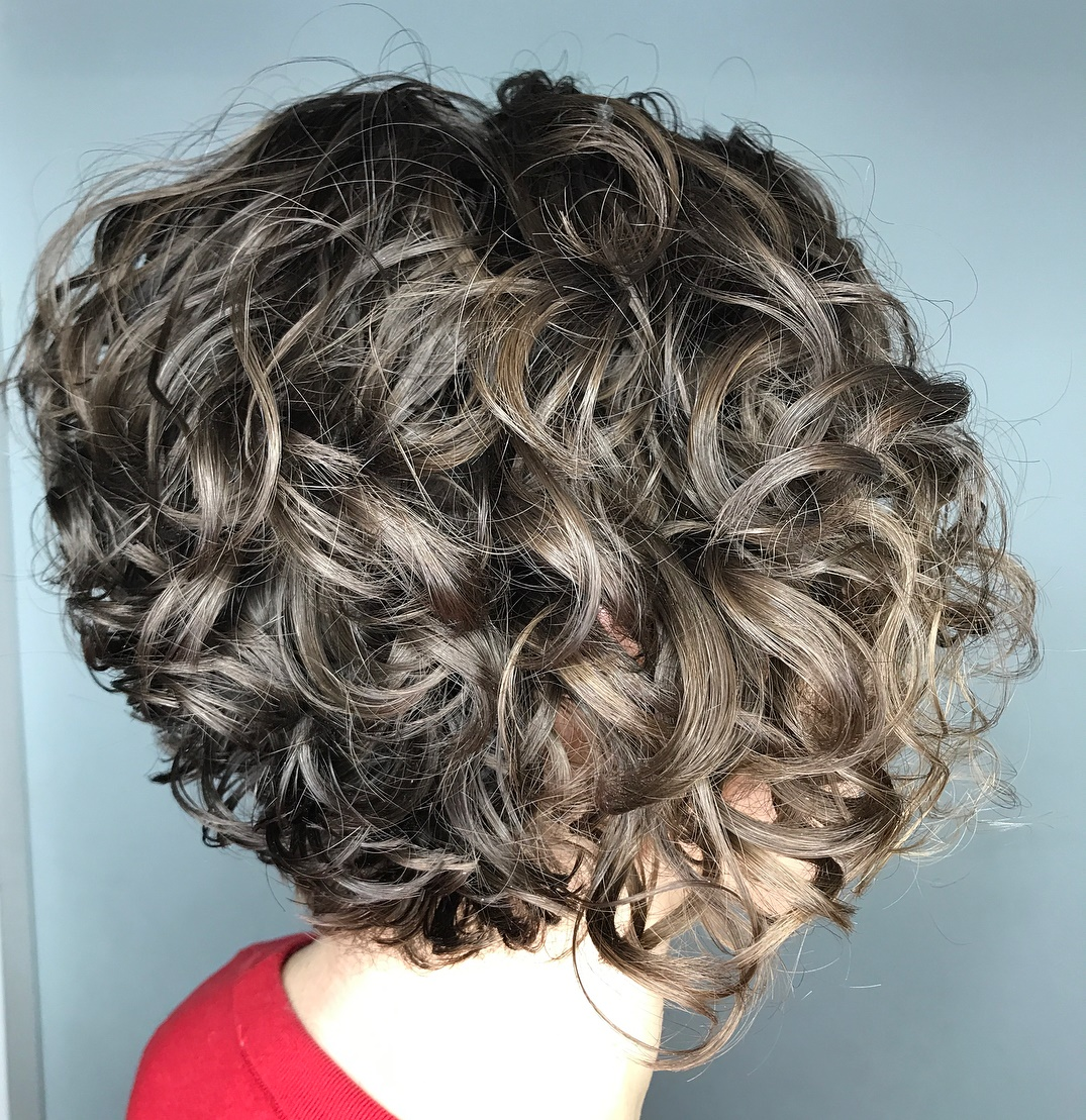 Wavy Hairstyles Short Hair 61