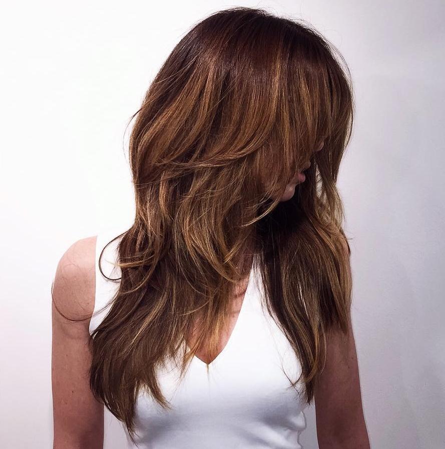 10 Long Shag Haircut Ideas & Trends - Hair Adviser