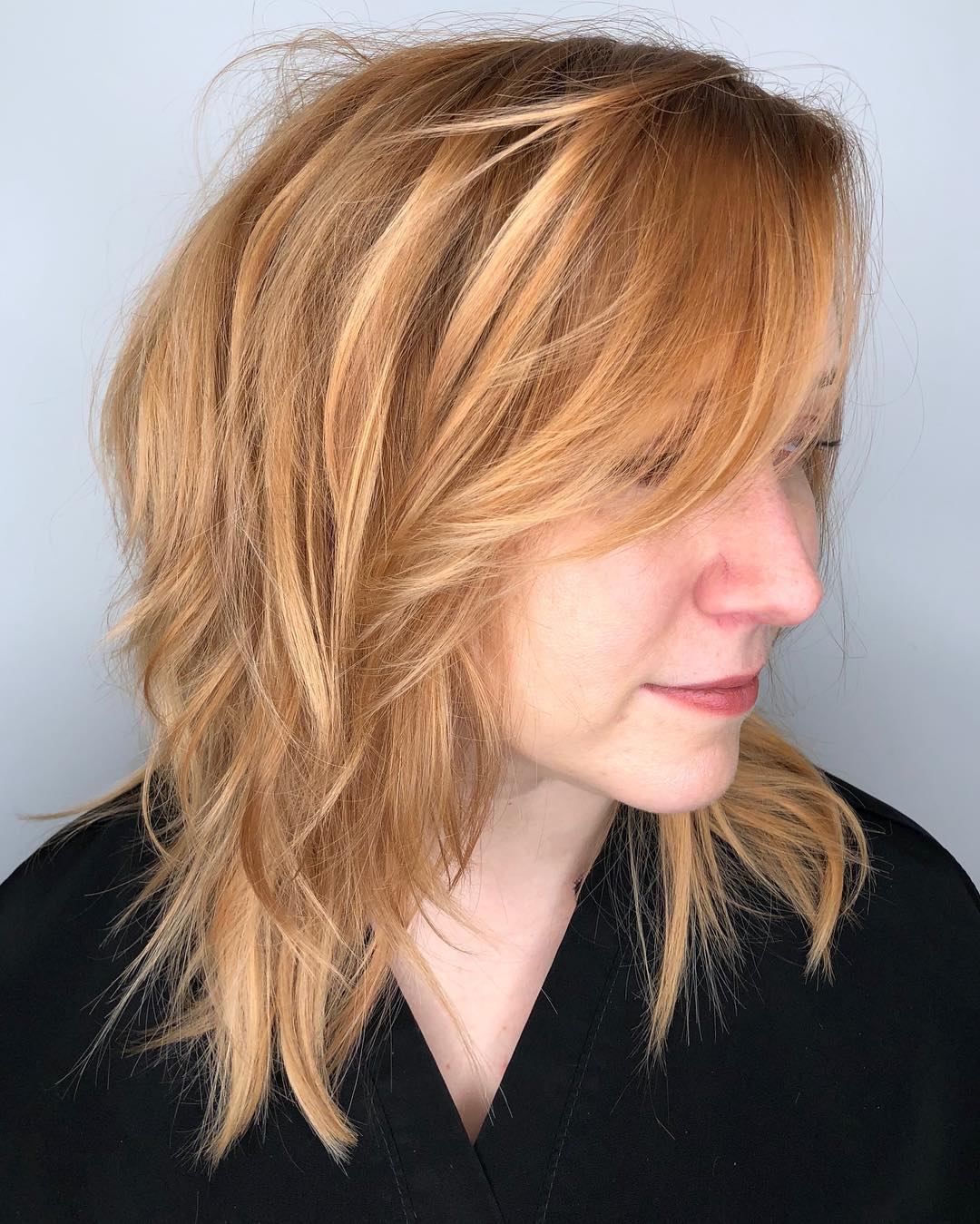Medium Layered Cut