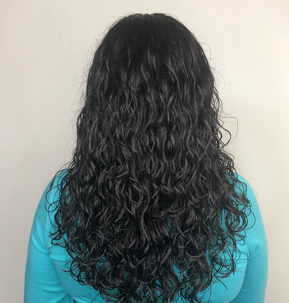Well-Defined Long Tight Curls