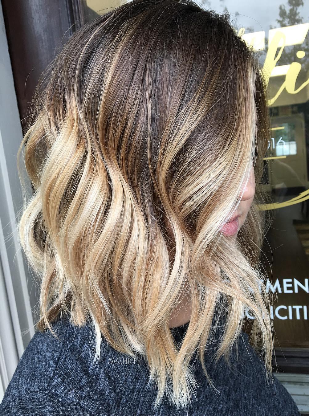 50 Luscious Long Bob Hairstyles Hair Adviser