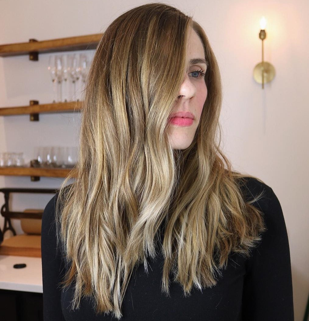 Right Haircuts for Long Faces 50 Best 2019`s Photos , Hair