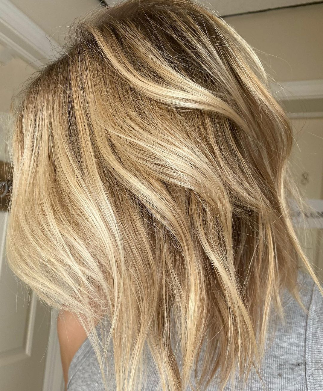 Low Maintenance Fine Hair Medium Length Hairstyles : maintenance, medium, length, hairstyles, No-Fail, Medium, Length, Hairstyles, Adviser