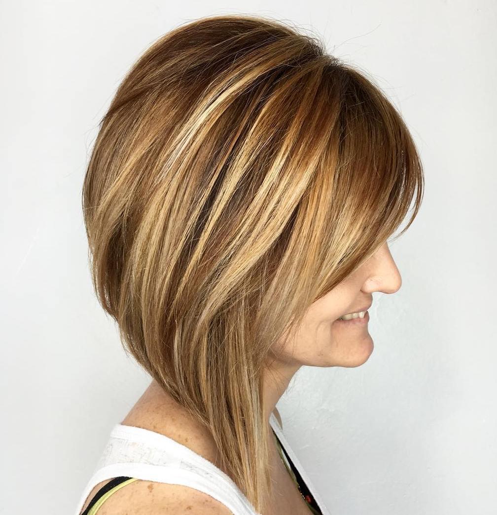 50 Unrivaled Hairstyles for Women Over 40 , Hair Adviser