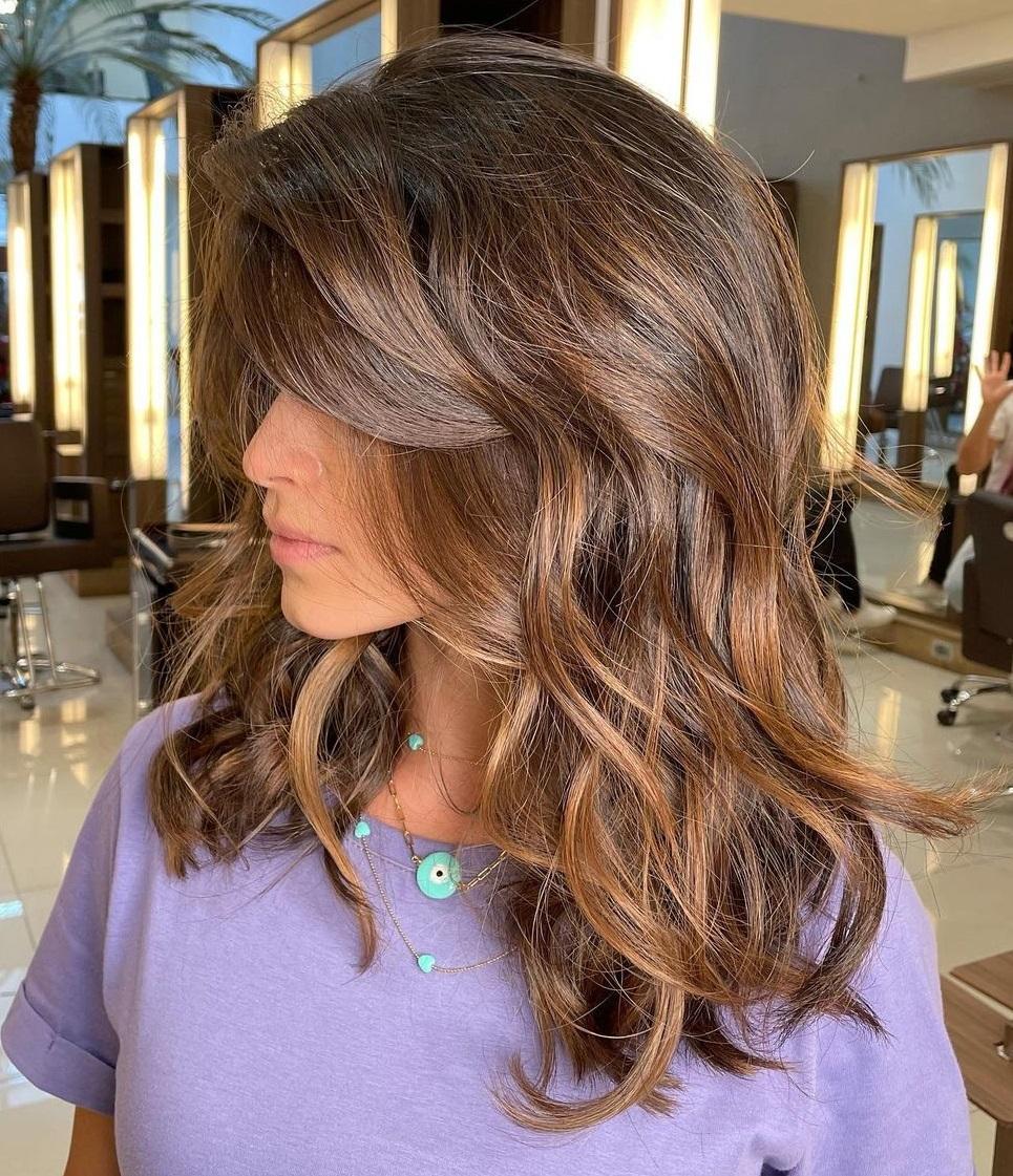 Medium Thick Cut for Wavy Curls