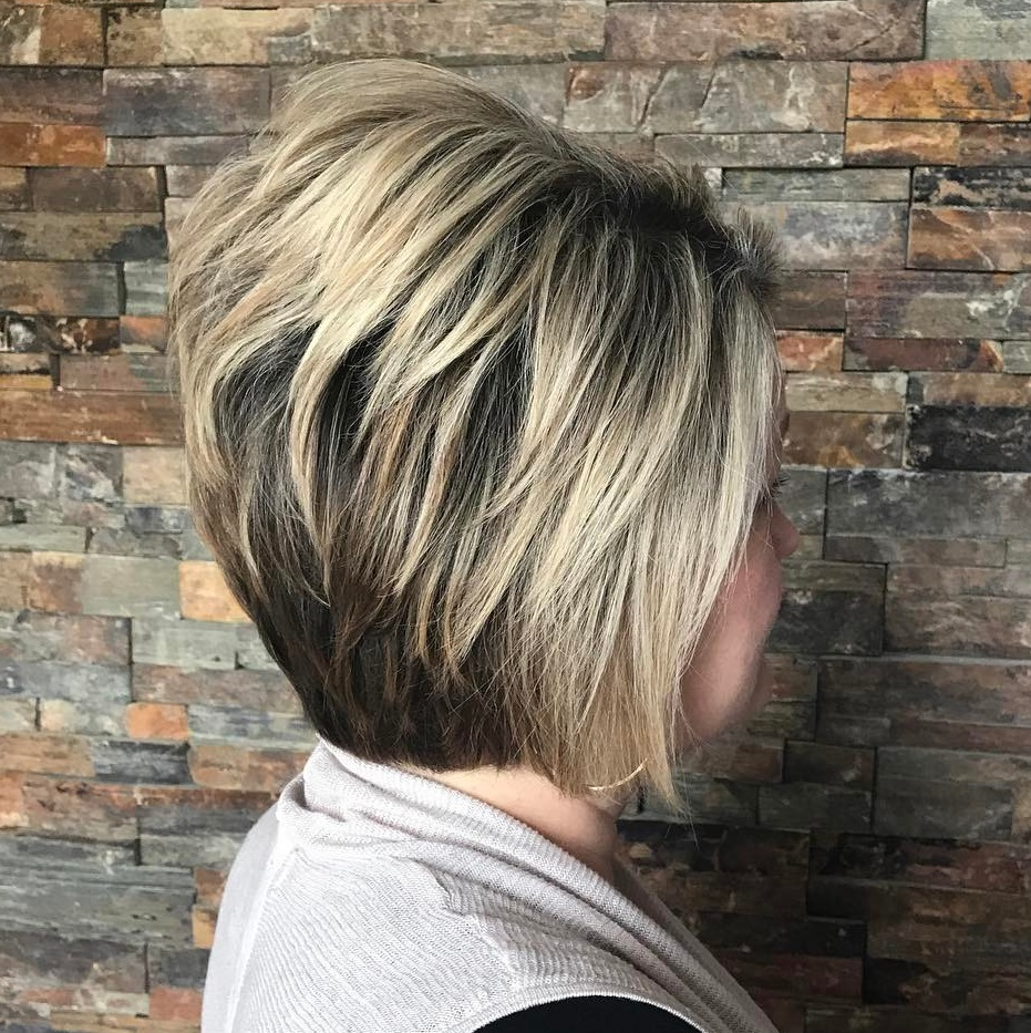 Pixie Bob with Stacked Layers