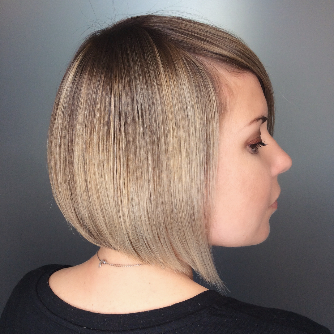 50 Versatile Bob Haircuts for Round Faces for 2020 , Hair
