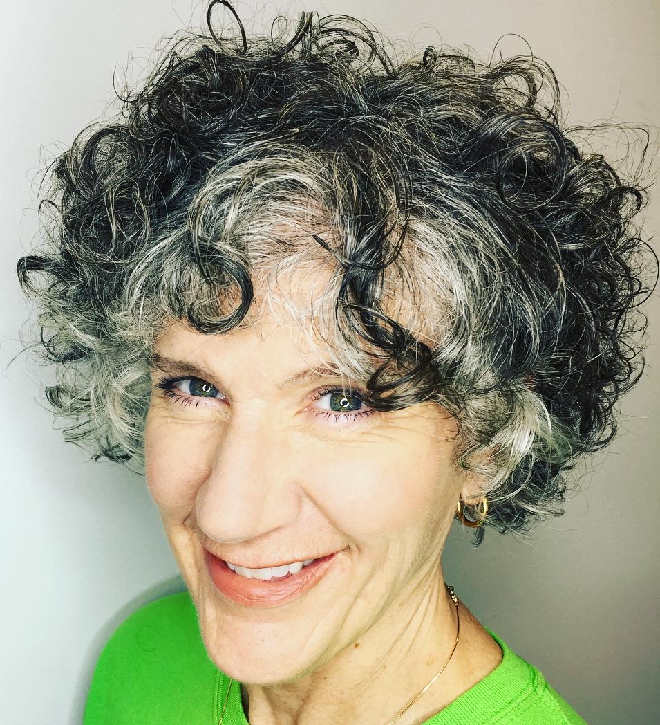 50 Wonderful Short Haircuts for Women Over 60 , Hair Adviser