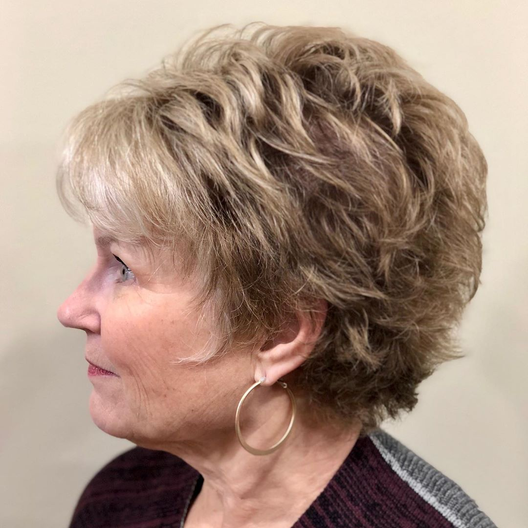 50 Wonderful Short Haircuts For Women Over 60 Hair Adviser