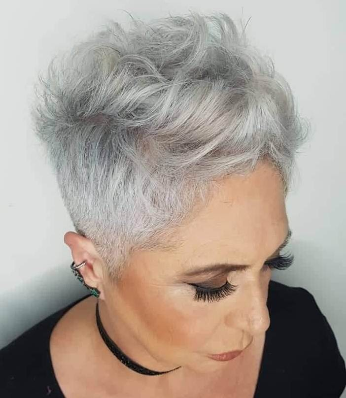 50 Plus Gray Hair Color Trends