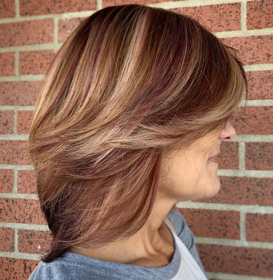 Multi-Color Hair for Redheads