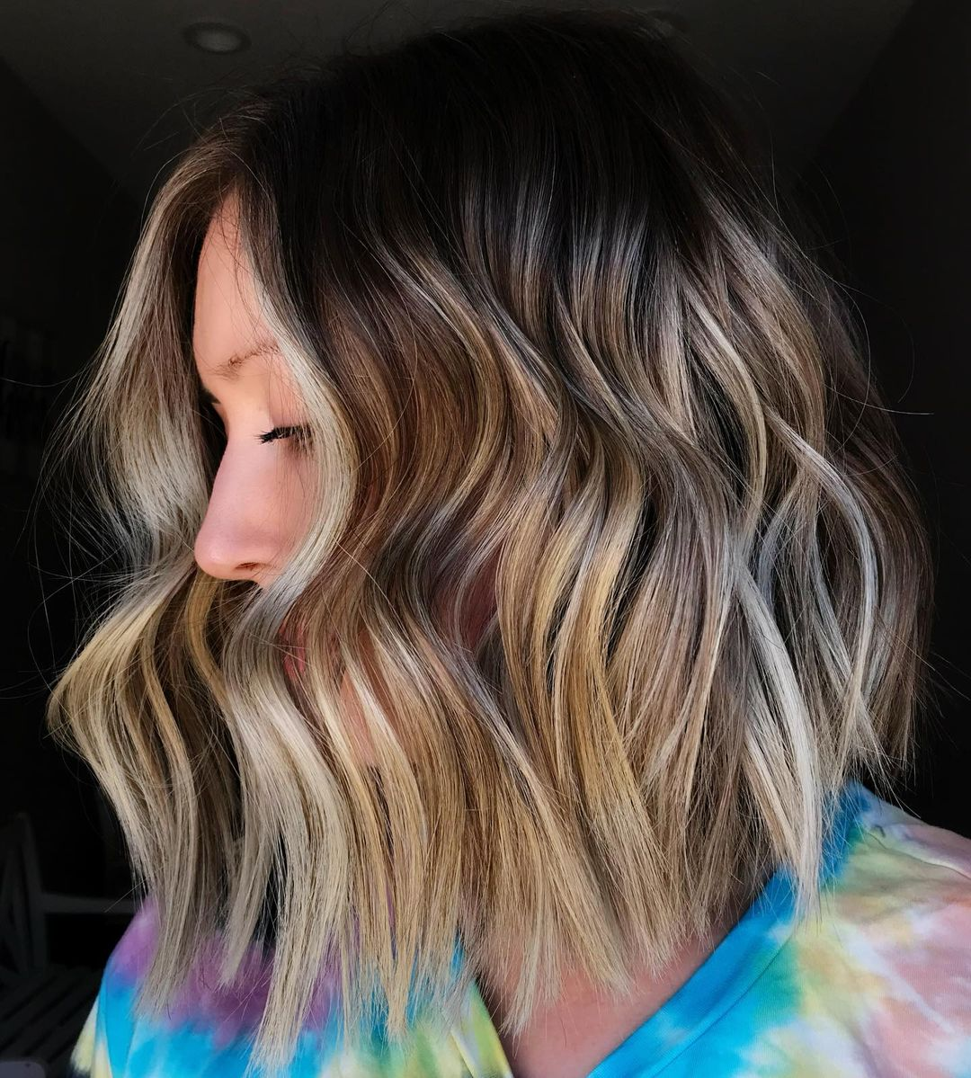 Cool Bronde Hair Color 2021