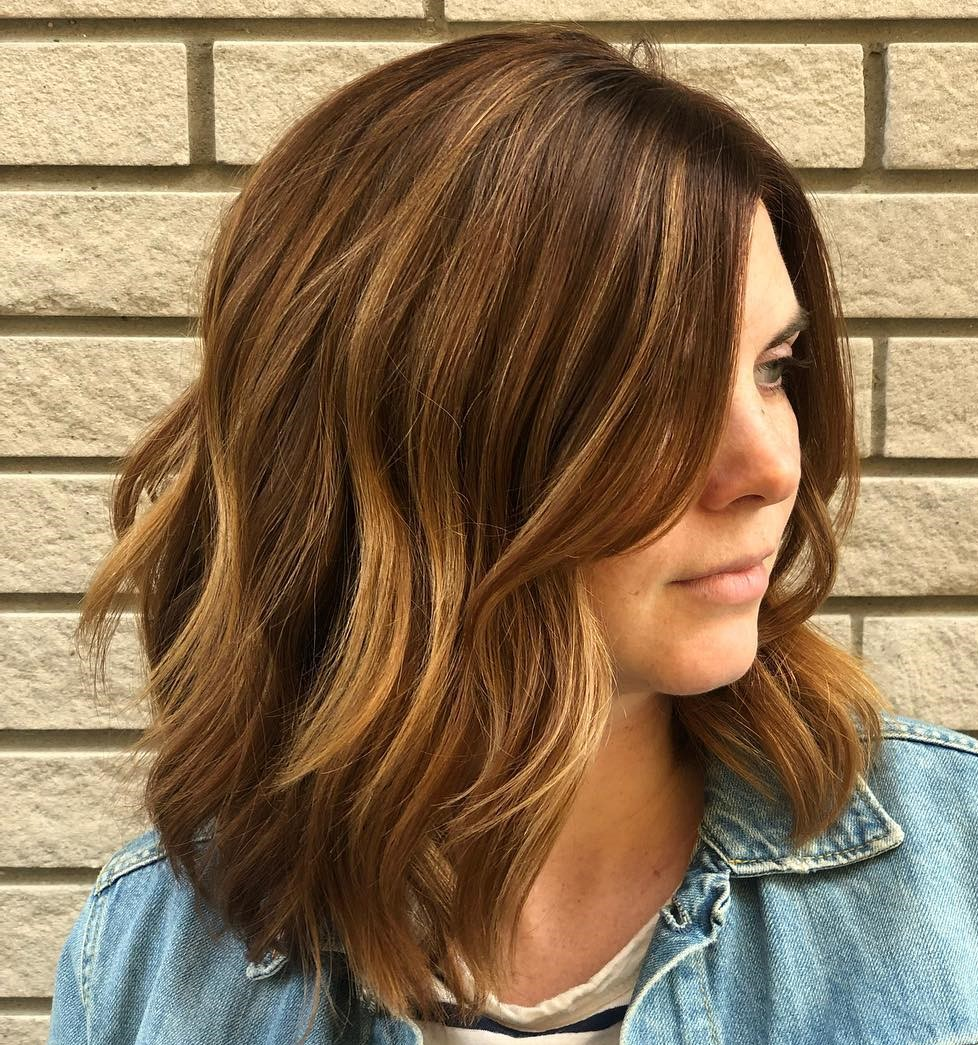 Shoulder Length Haircuts For Women - SHUSH