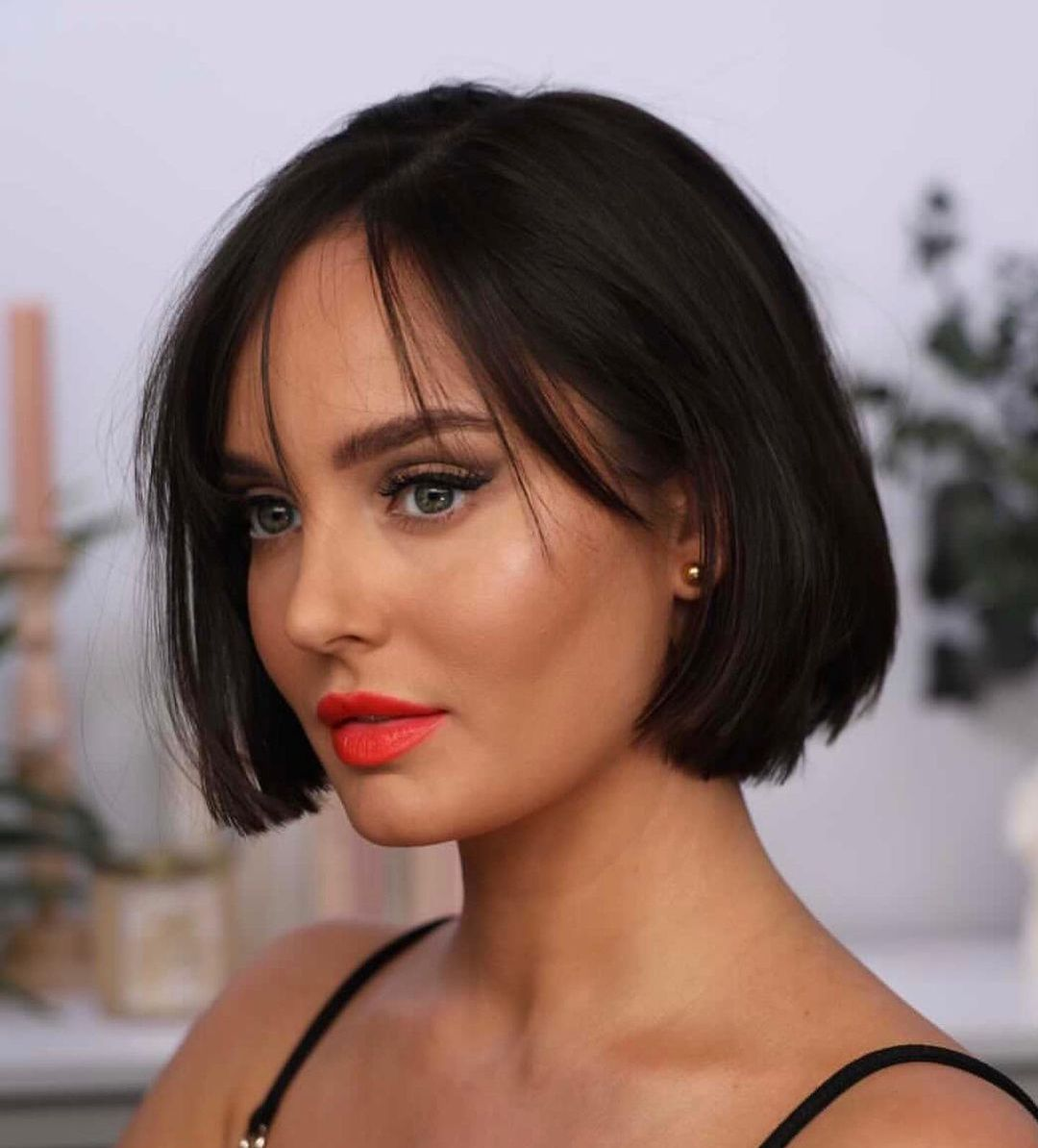 The Best Cropped Bob for Thin Hair