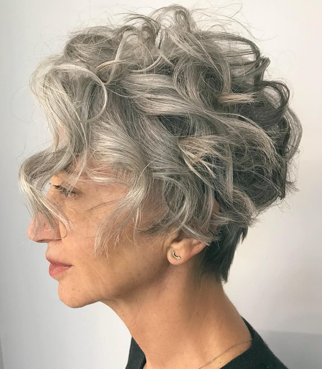 30 Top Curly Pixie Cut Ideas To Choose In 2020 Hair Adviser