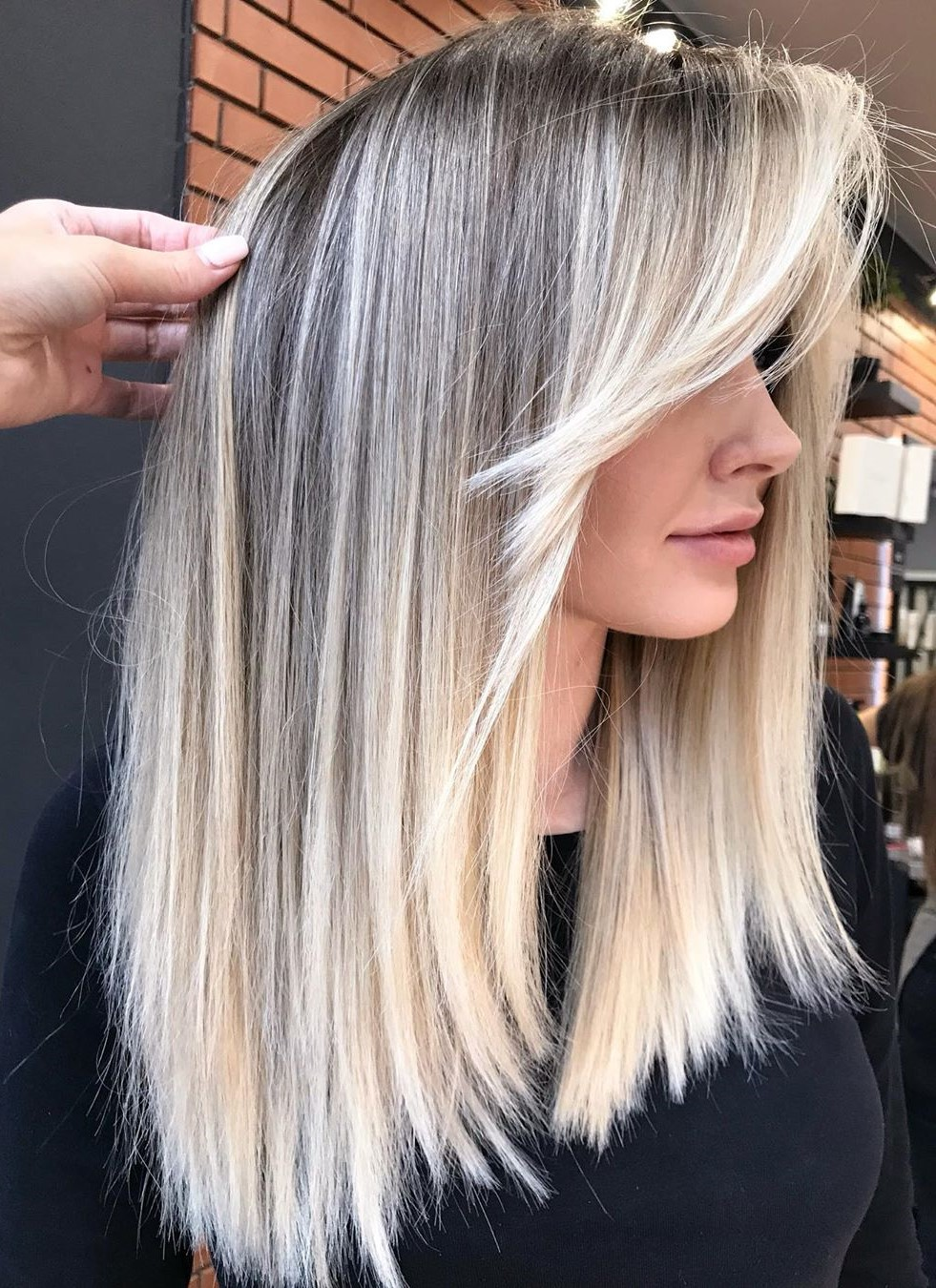 40 Best Ideas How to Cut and Style Side Bangs in 2020 - Hair Adviser