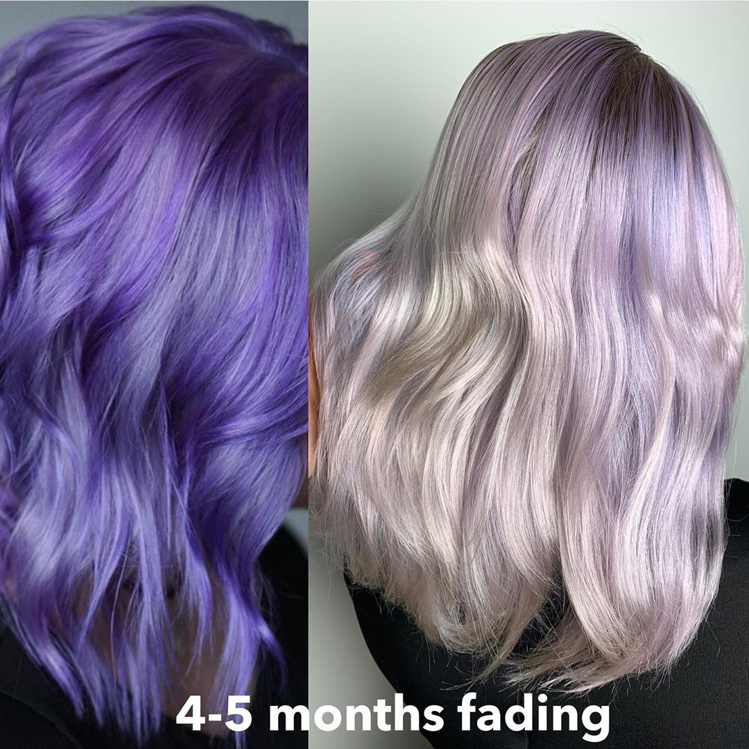 How to Make Hair Color Fade
