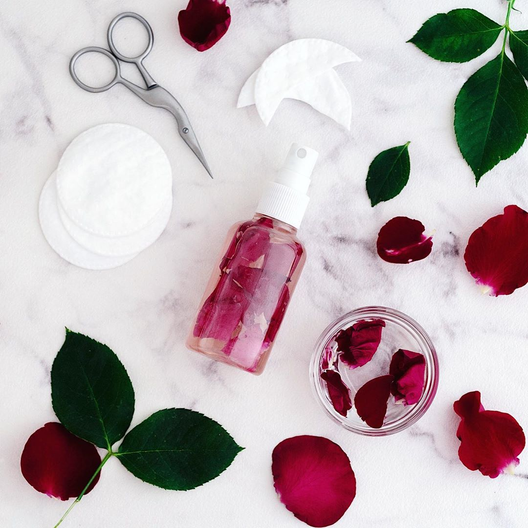 What Is Rose Water for Hair and How It Is Made