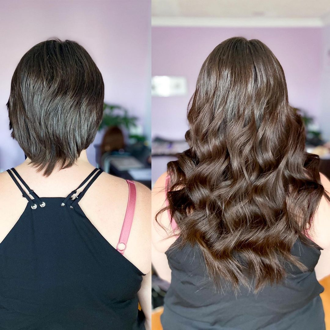 Can You Get Hair Extensions with Short Hair Length