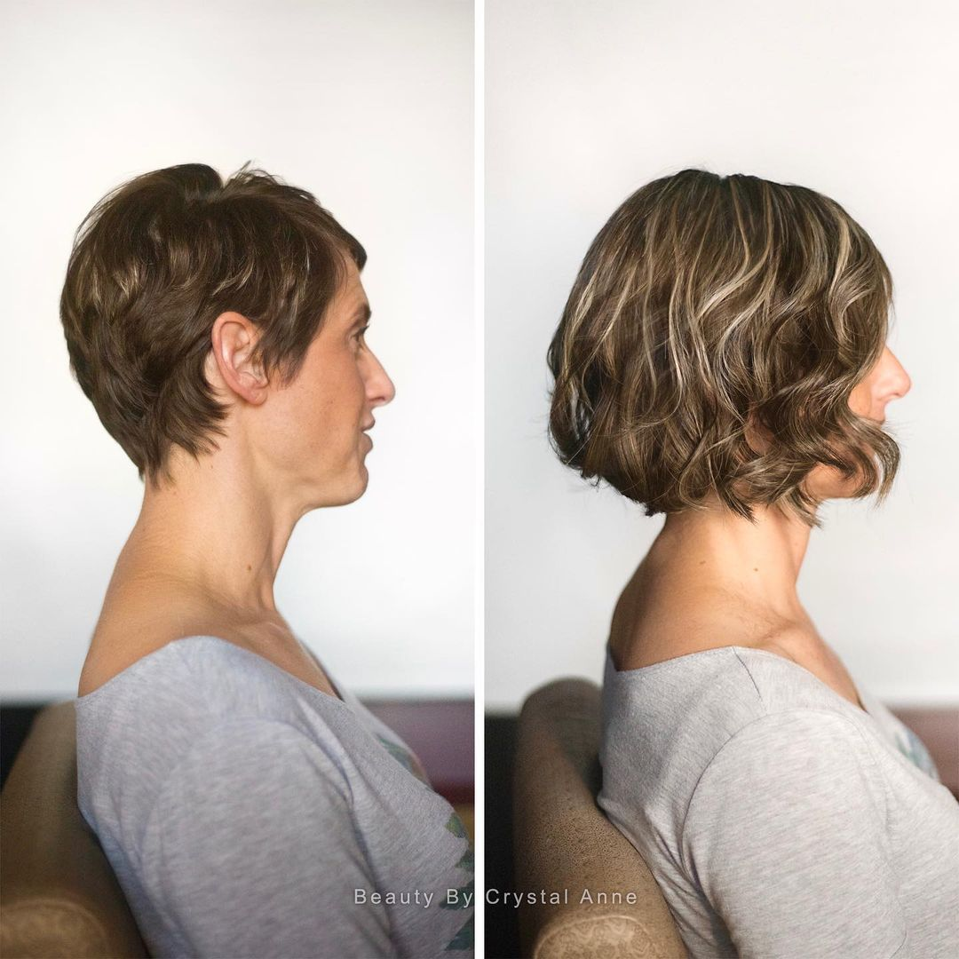Hair Extensions for Short Pixie Cuts