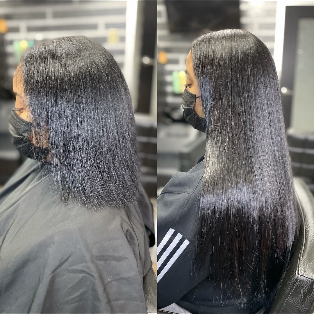 Extensions for Short African-American Hair