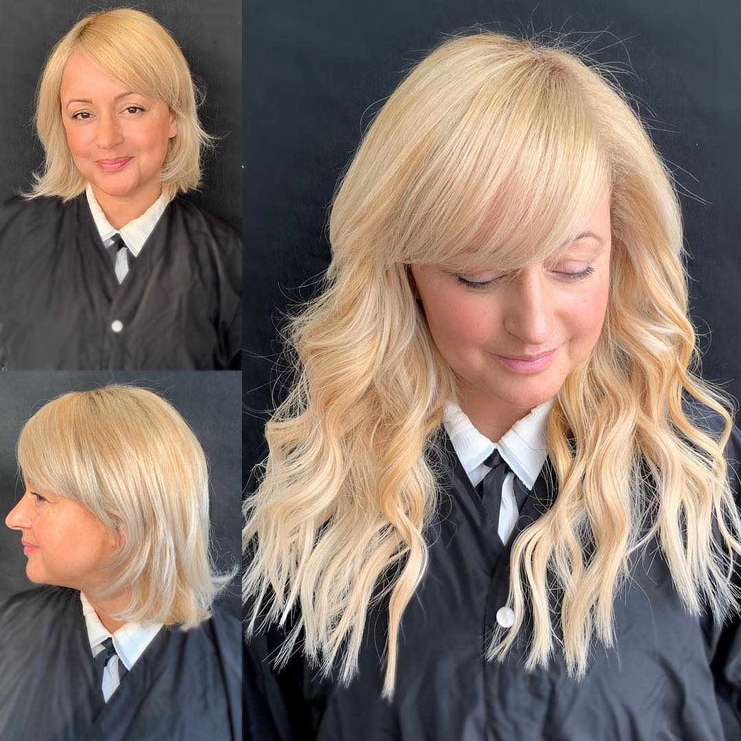 Extensions for Short Hair Lengths
