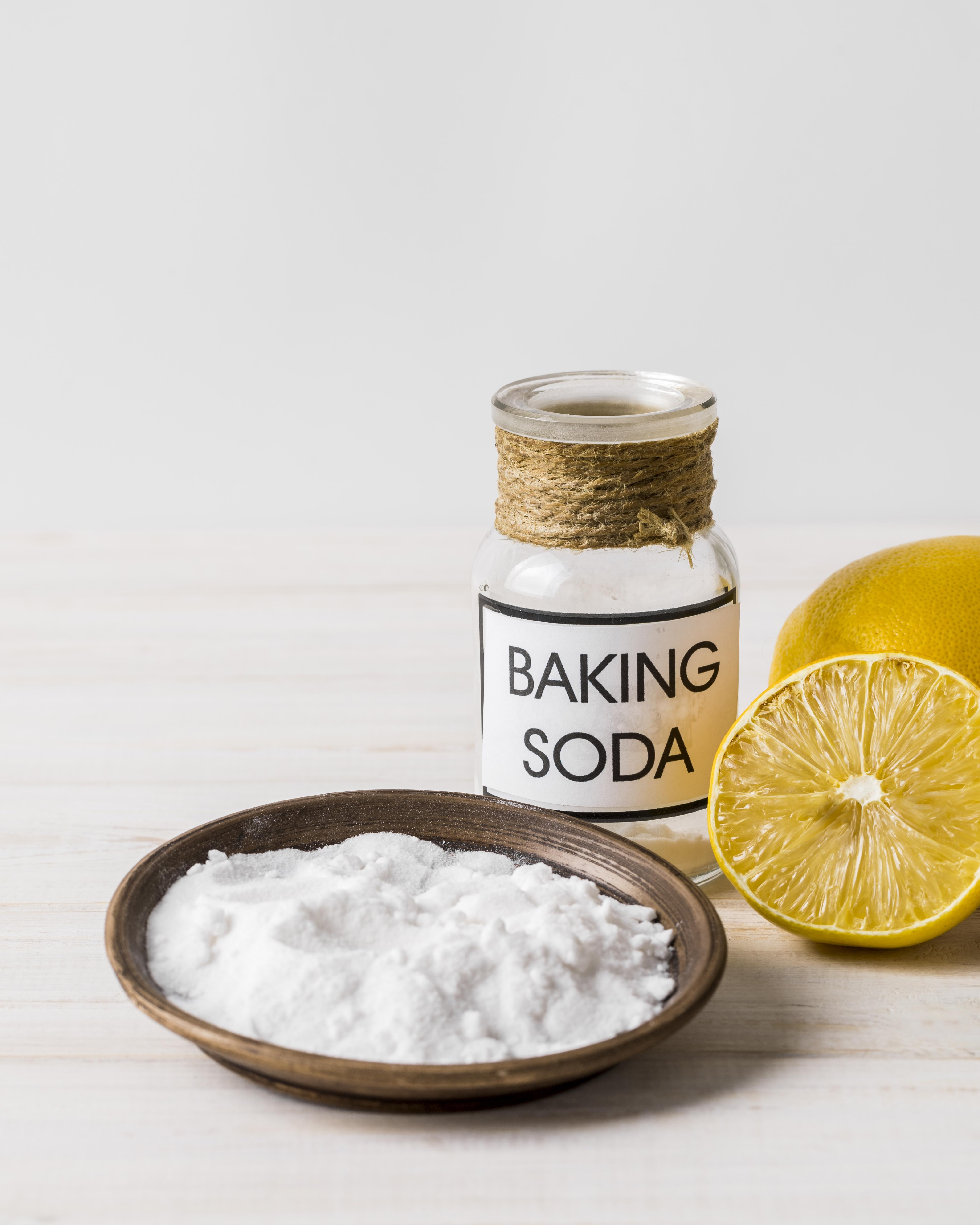 Baking Soda for Hair with Hydrogen Peroxide