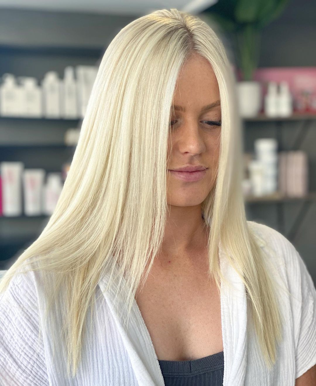 Bleached Blonde hair Products and Treatments