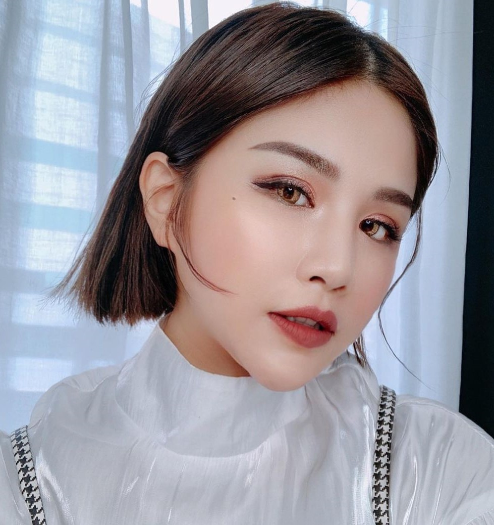Korean Short Bob Hairstyle
