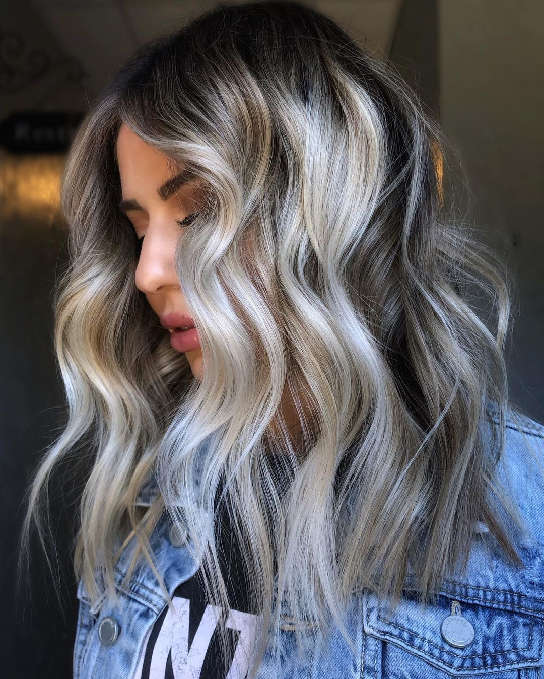 Shadow Root for Platinum Highlights