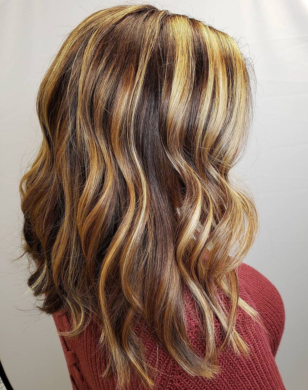 Blonde Highlights for Warm Brown Hair
