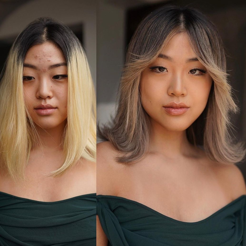 How to Return to Your Natural Hair Shade