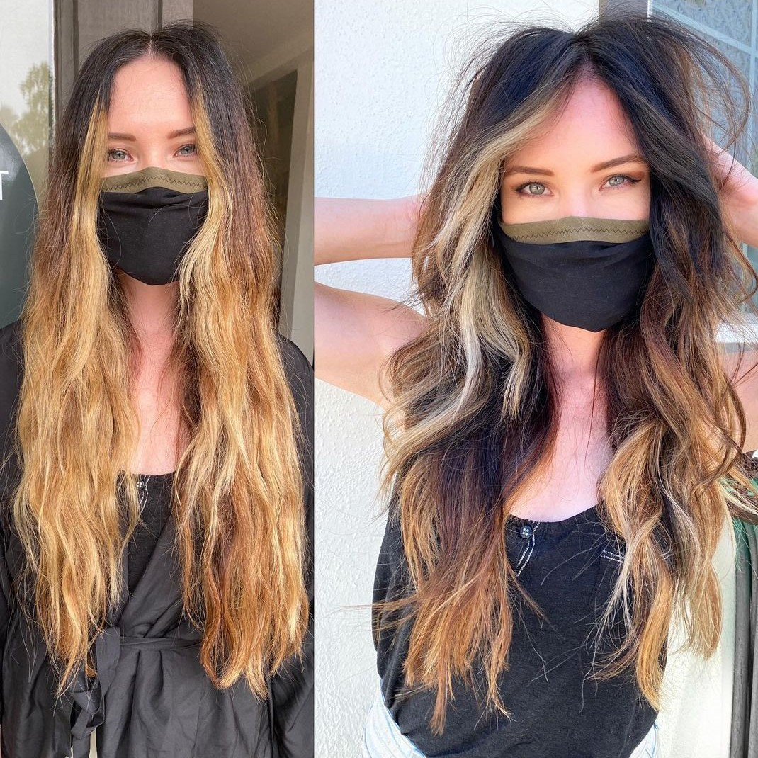 Getting Natural Hair Color After Bleaching
