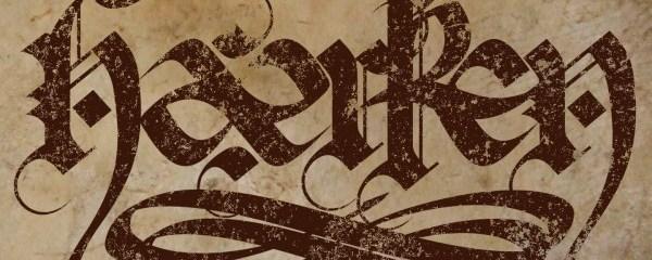 Lo, the banner waveth: Hærken march once more!