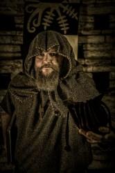 Reverend Benjamin, the Scribe