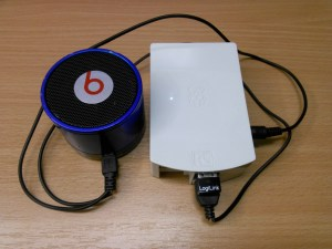 beats audio & Raspberry Pi