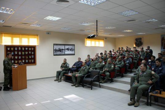 Επίσκεψη Αρχηγού ΤΑ στην 115ΠΜ στο πλαίσιο CAPEVAL