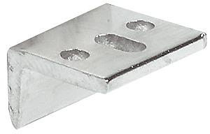verrou pour meuble avec trou oblong