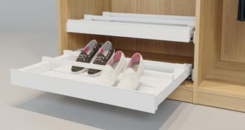 shoe rack for hafele dresscode pull