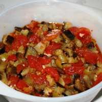 Fırında Patlıcan Kızartması tarifi