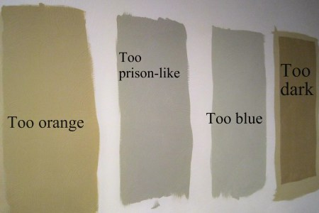 Bad paint options   H A  Fisher HomesH A  Fisher Homes How to Select the  Right  Colors for your Home      Bad paint options