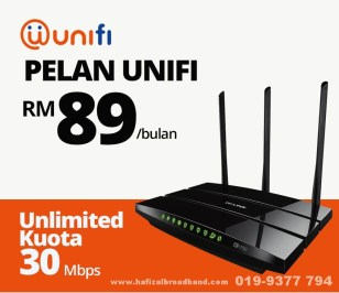 Unifi 30Mbps Kuantan Pahang