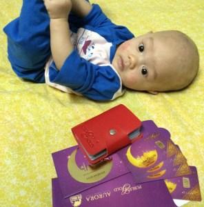 Simpan Emas Untuk Anak