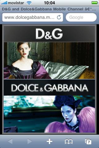 dolce&gabanna iphone