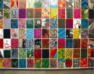 Detalle. Exposición en Galería Amasté, Bilbao. 1999.