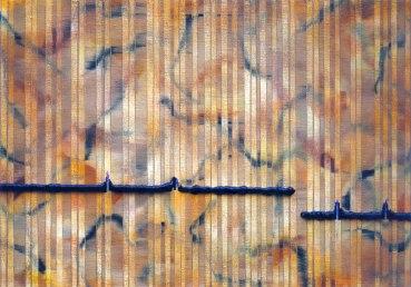 S/T. Óleo sobre lienzo, 50x70. 1997.