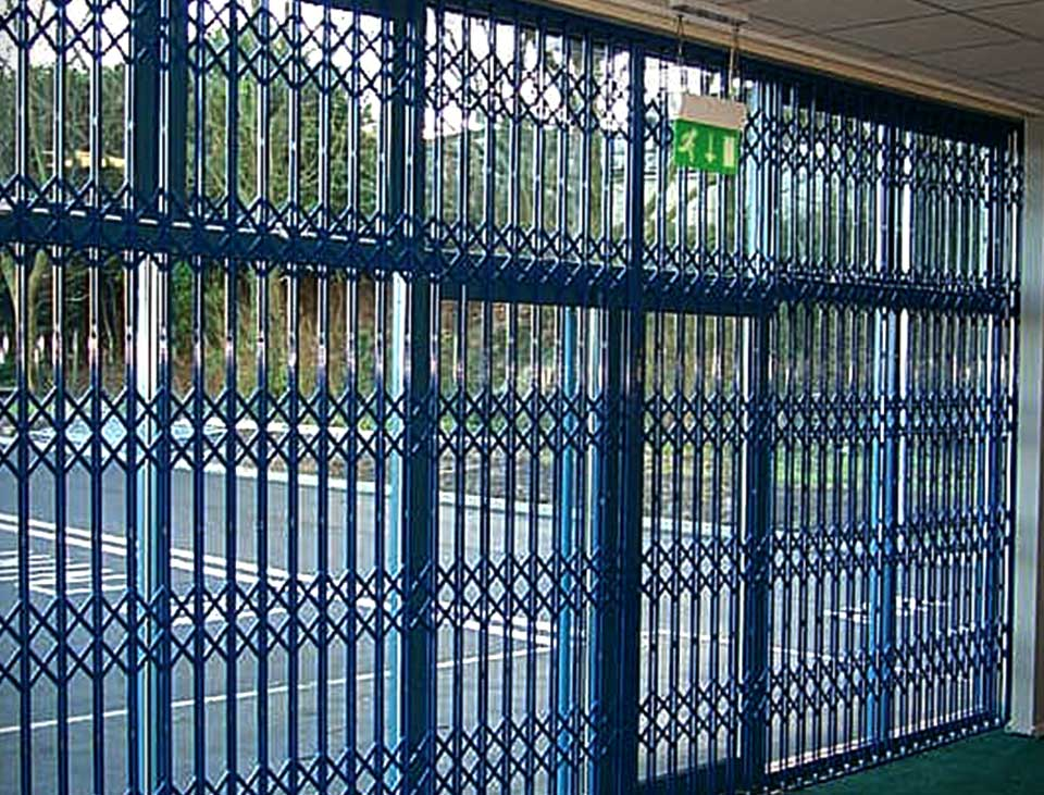 Security Grilles Retractable Security Grilles Hag Uk