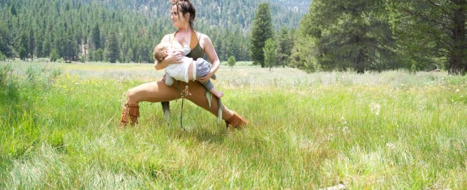 Badassness & Breastfeeding